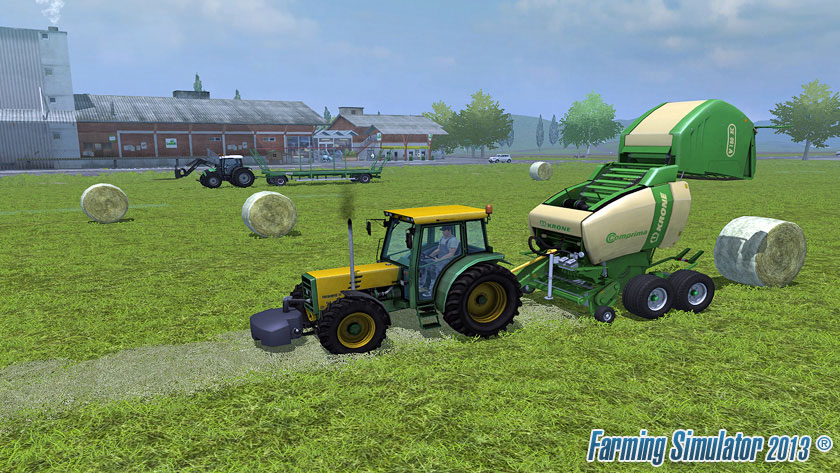 Farming Simulator 2013 to kolejna odsłona popularnej serii ...