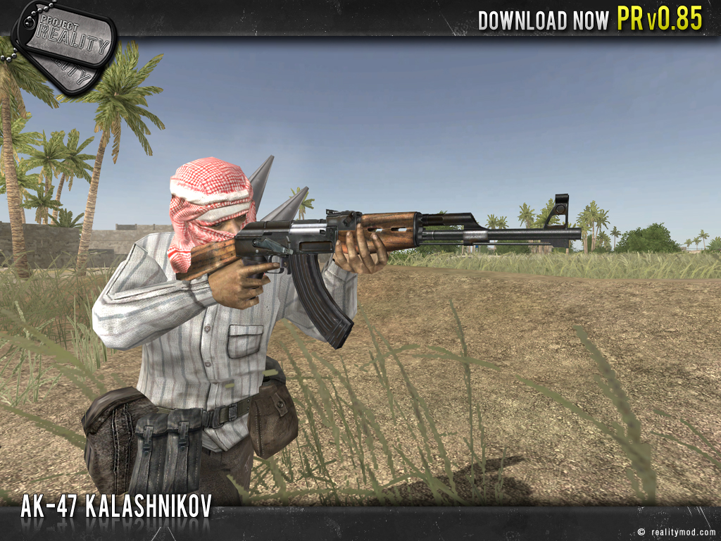 Battlefield 2 - Project Reality: Single Player v0.85 (Levels)