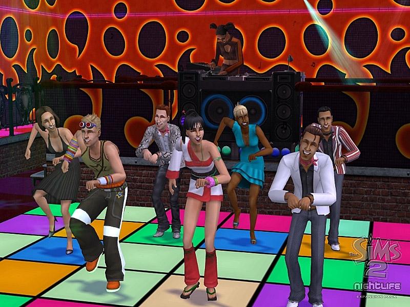 The Sims 2: Nightlife - описание игры, дата выхода, скриншоты, похожие игры