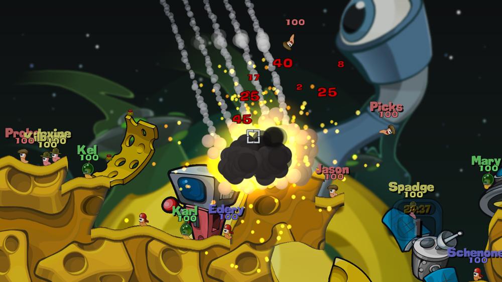 worms armageddon download freeware