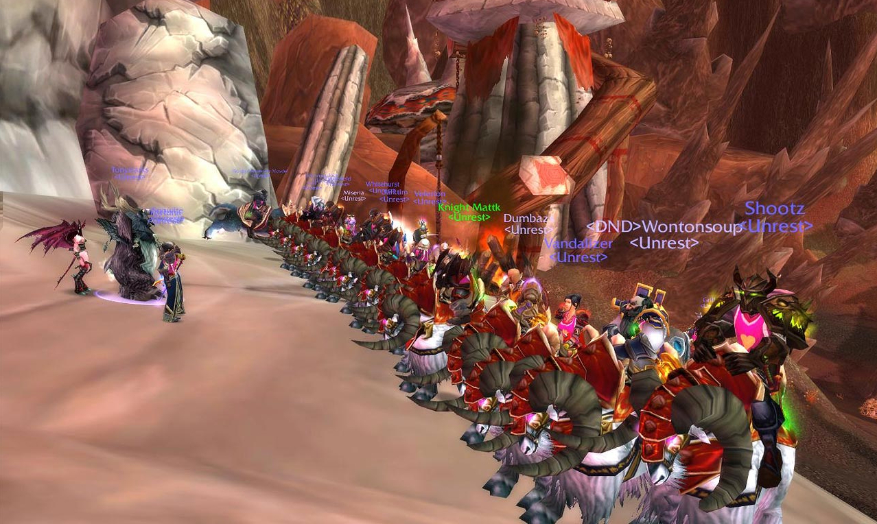 World of Warcraft WoW.