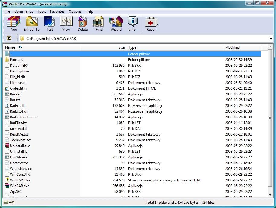 rar gratuit windows 7 - photo #9