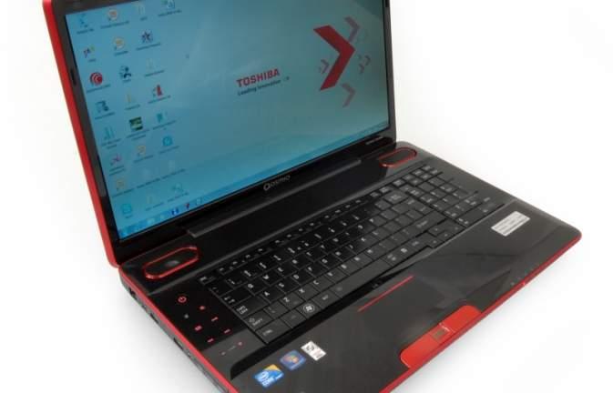 Toshiba Qosmio X500-13R