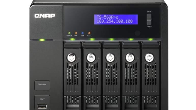 QNAP Turbo Nas TS-569 Pro