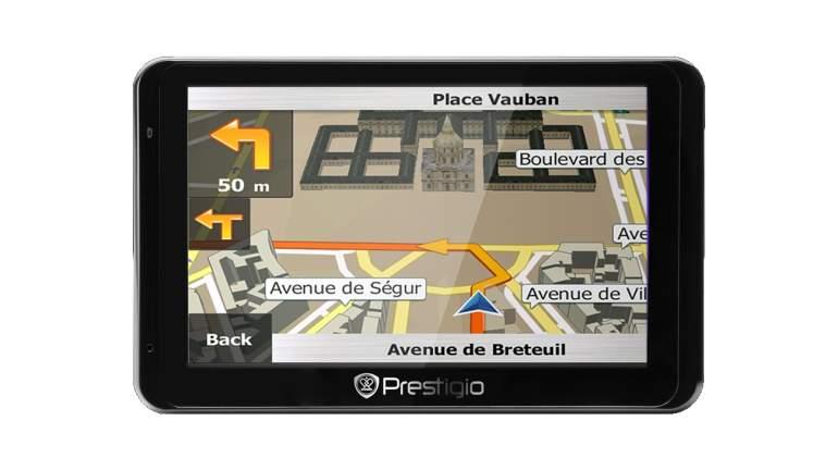 Prestigio GeoVision 5850 iGo