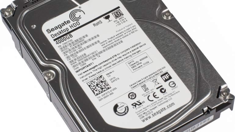 Seagate Desktop HDD ST4000DM000