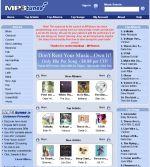 Muzyczny sklep internetowy MP3Tunes