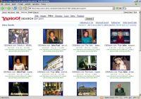 Wyniki wyszukiwania w Yahoo! Video Search