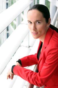 Kornelia Mathea, zastępca Dyrektora Dywizji Usług dla Domu w Telekomunikacji Polskiej.