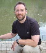Jimmy Wales (źródło: Wikipedia)