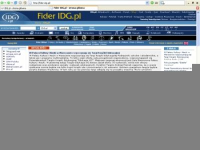 Fider - Wszystkie informacje wprost do Ciebie