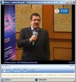 Transmisja z II Forum na Rzecz Usług Szerokopasmowych