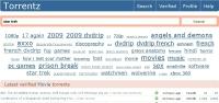 Torrentz. do jedna z najlepszych wyszukiwarek torrentów.