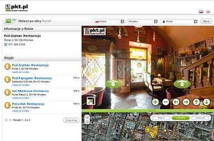 Wirtualny Spacer po wrocławskich restauracjach