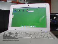 Pierwszy netbook z Chrome OS? (źródło: shanzi.com)