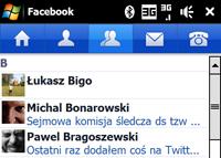 Facebook Windows Mobile