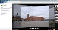 Zamek Królewski w Warszawie w widoku Photosynth