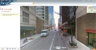 Chicago - widok Streetside