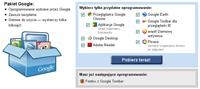 Na początku był tylko Gmail, obecnie jednak Google oferuje szereg dobrze znanych usług sieciowych