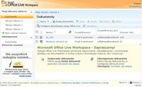 Microsoft Office Live to dopiero zapowiedź do tego, co czeka nas w sieciowej wersji pakietu Office, ale już teraz sprawdza się jako udane narzędzie do pracy grupowej.