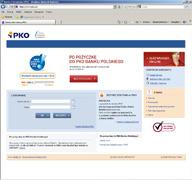 Prawdziwy serwis PKO BP