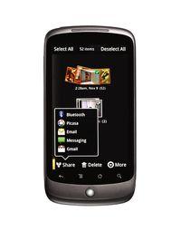 Google Nexus One - przód