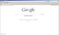 Nowa strona Google - większe logo i szerszy pasek wyszukiwania