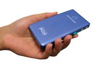 PicoP to pierwszy projektor laserowy. Ma rozdzielczość WVGA, waży 122 gramów, może wyświetlić nawet 2,5-metrowy obraz z dowolnego urządzenia, np. iPhone-a. Kosztuje 1990 zł.