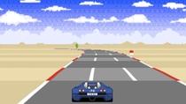 Racer - jeden z testów, w których IE9 beta doskonale radzi sobie z HTML5.