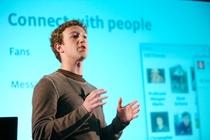 Mark Zuckerberg - Człowiek Roku 2010 wg tygodnika Time.