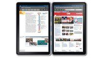 Tablet Kno jest dostępny w pojedynczej oraz podwójnej wersji
