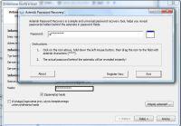 Jeżeli program nie chce automatycznie rozpoznać hasła do skrzynki można często skorzystać z narzędzi odkrywających hasła zasłonięte gwiazdkami w oknach konfiguracjnych