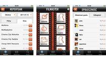 Mobilna aplikacja Filmaster