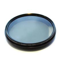 Filtr okrągły, wkręcany na obiektyw ze zmienną wartością zatrzymywanej ilości światła (Fader ND)