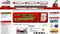 Polski redcoon zajmuje 3. pozycję wśrod sklepów internetowych w kategorii