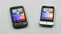 HTC Desire i HTC Legend