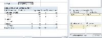 Fitrowanie i sortowanie raportu tabeli