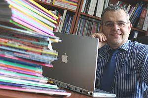 Krzysztof Urbanowicz, autor bloga Media Cafe Polska, prezes Mediapolis