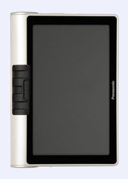 Panasonic:Nowy czytnik e-booków