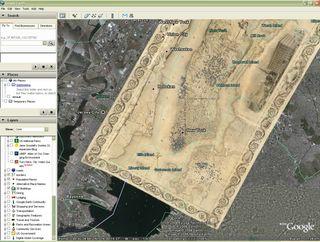 Google Earth - Nowy Jork 1836