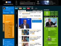 Strona główna nowego serwisu iTVP
