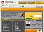 Strona główna serwisu muzycznego CNET