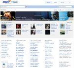 MSN Music - internetowy sklep muzyczny Microsoft