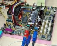 Płyta z chipsetem VIA PT894 Pro