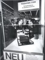 Atsutoshi Nishida prezentuje T1100 burmistrzowi Frankfurtu