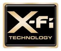 Logo układu SB X-Fi