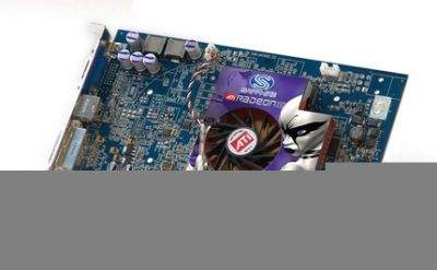 Tak wygląda standardowy model karty marki Sapphire wyposażonej w procesor graficzny ATI Radeon X800XL i 256 MB pamięci. Cichy, szybki, doskonały