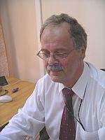 Jan Hajdukiewicz z zespołu ds. przestępczości intelektualnej, komputerowej i kartowej