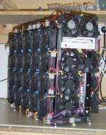 W tej obudowie jest 70 działających wiatraczków!