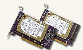 Karty PCI HD25I i HD25IS